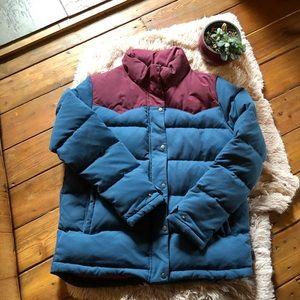 W's Patagonia Bivy Down Coat XL